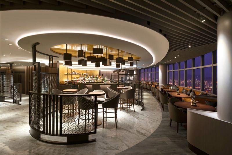 Asia 49室內空間。(Asia 49亞洲料理及酒廊提供)