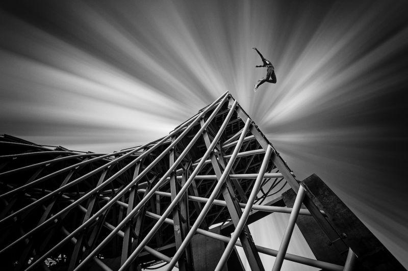 〈你沒有超越極限,怎麼會知道自己的極限在哪裡?〉/我準備好了。圖/Peter Wang 提供