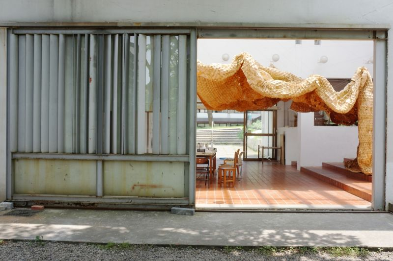 紙的自由空間/石元亨;圖片提供:2016實構築策展單位