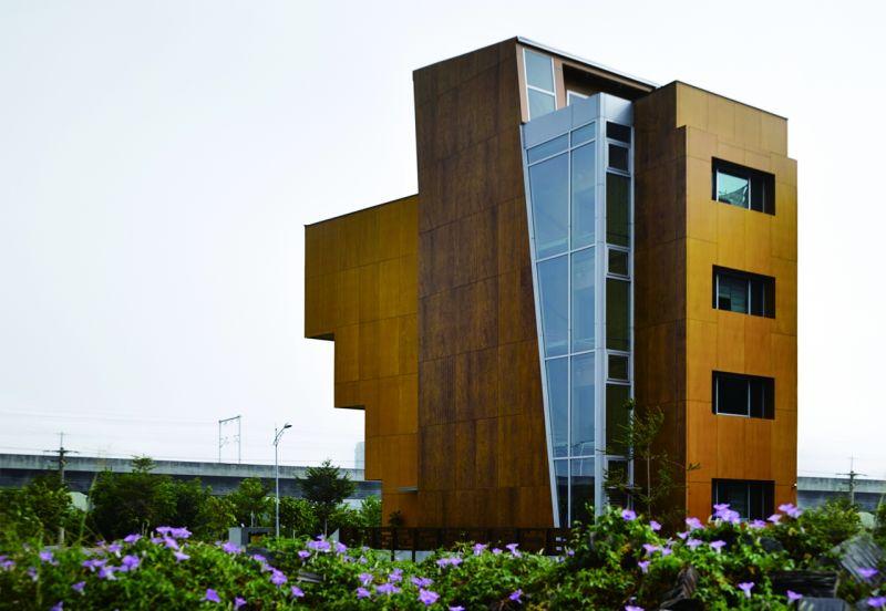 WoodTek HQ/考工記工程顧問股份有限公司;圖片提供:2016實構築策展單位