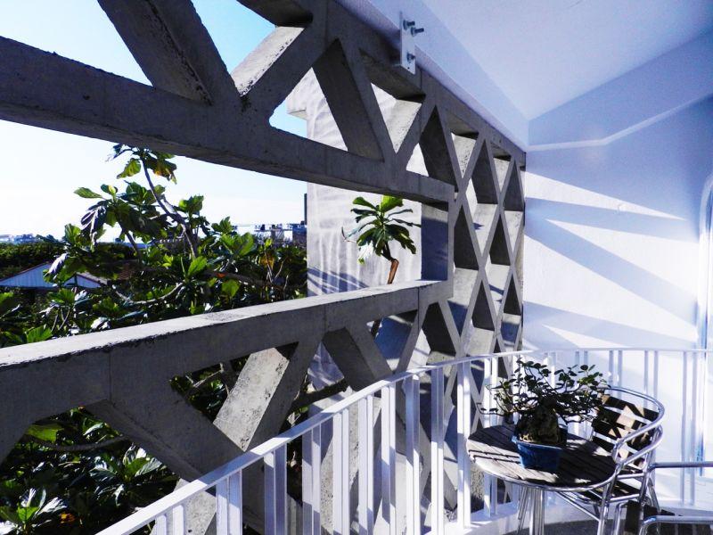 橘月民宿/傅域設計+原型結構工程;圖片提供:2016實構築策展單位