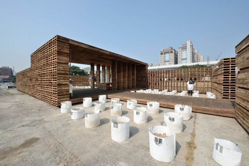 華山綠工廠/禾磊建築師事務所;圖片提供:2016實構築策展單位
