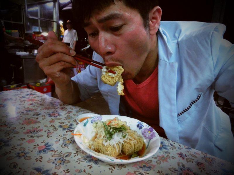 玉里的臭豆腐,是17度C就算繞路折返也要吃的花蓮在地美食。(17度C提供)