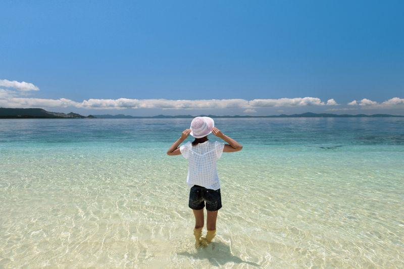遊覽不同大大小小的離島, 更能印證沖繩的島嶼魅力!(Photo│123RF)