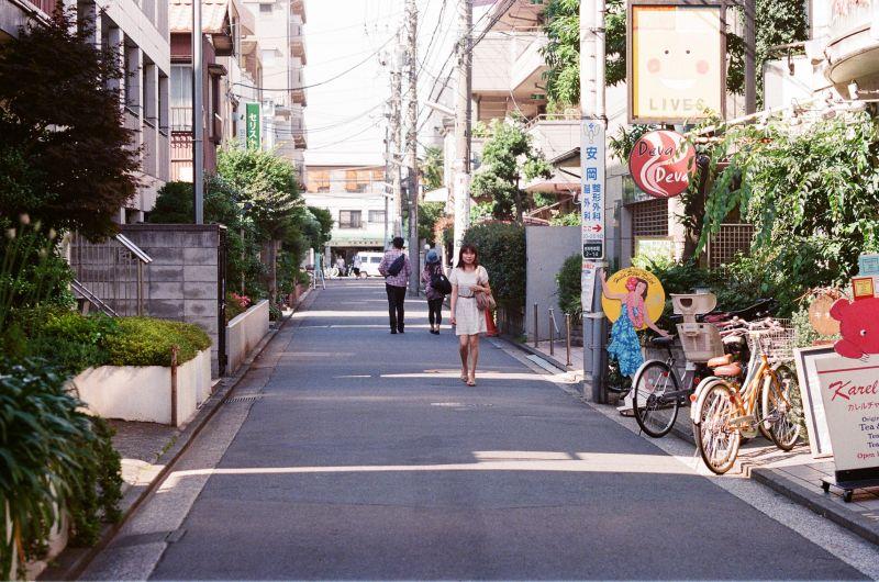 吉祥寺年年上榜「最想居住的地 方」、「最喜歡的商店街所在」。(Photo│flickr@sabamiso)