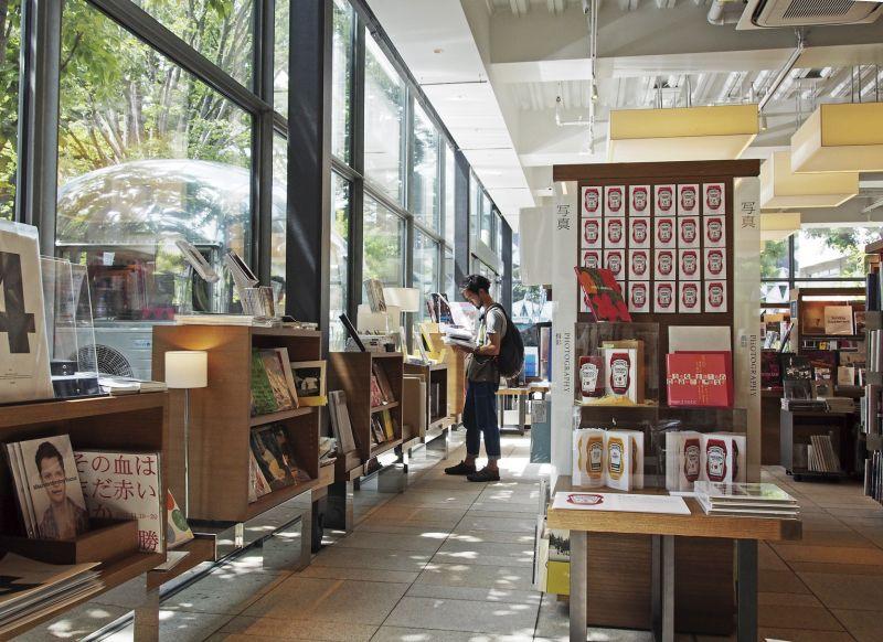 蔦屋書店將書與生活品味做了最大結合,從裡到外都讓人好喜歡。(Photo│欣傳媒)