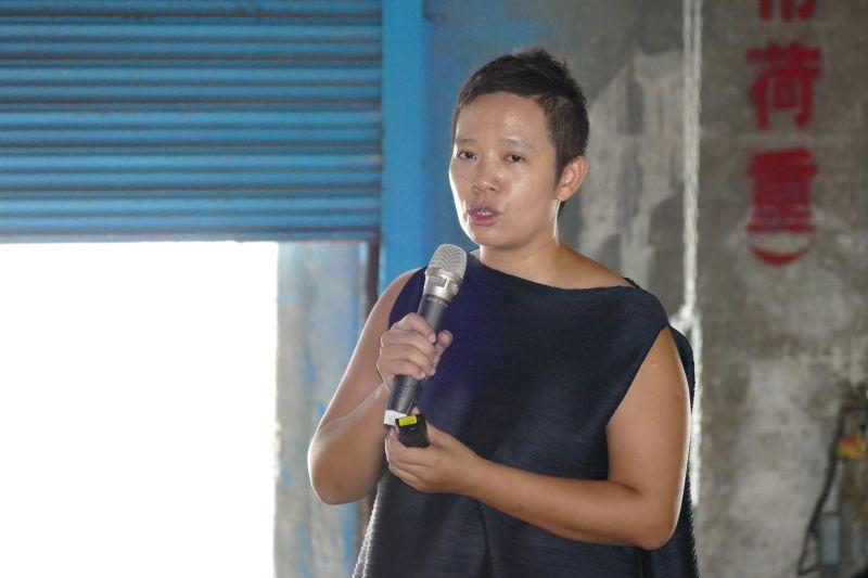 ㄧ元創合設計團隊何黛雯建築師;攝影/蘇國輝