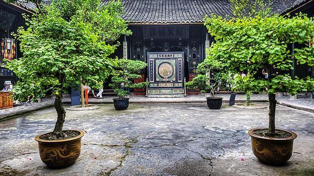 劉文彩宅內(圖片來源:http://bit.ly/2bjNo5V)