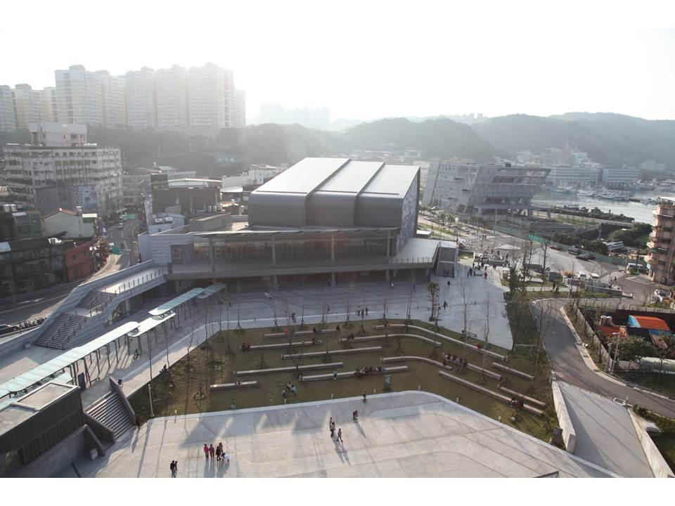 [林洲民]海科館:一座,雨天的博物館-欣建築-欣傳媒建築設計頻道