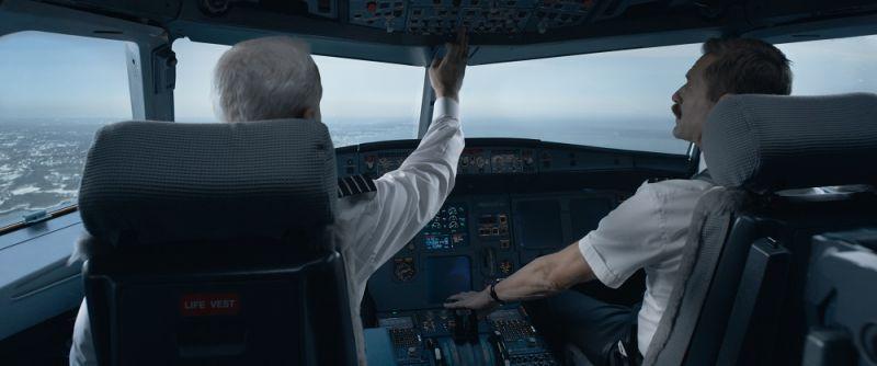 【薩利機長:哈德遜奇蹟】圖片來源:華納兄弟公司提供