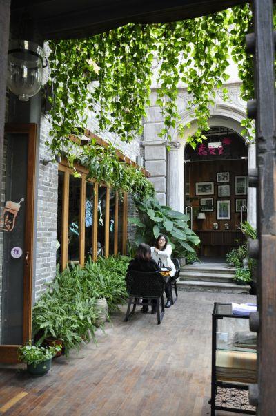 充滿古意的空間是本案最重要的資產;圖片提供 / Foshan Shui On Property Development Co Ltd
