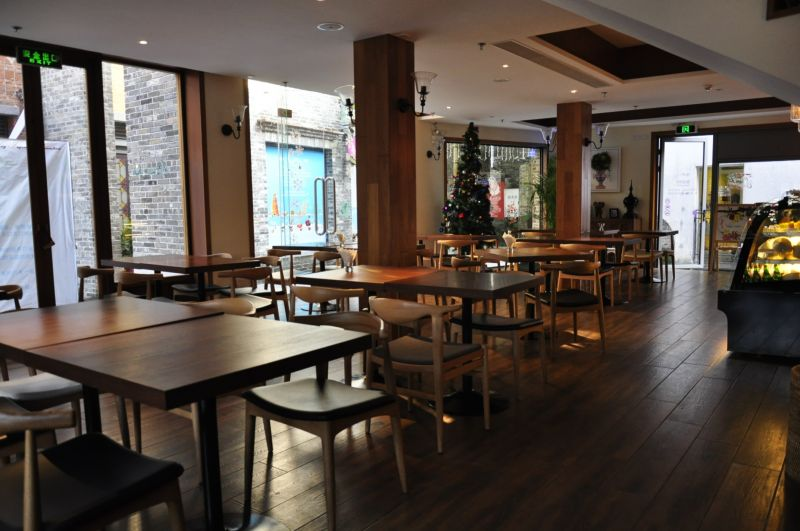 充足的自然採光讓室內空間重生;圖片提供 / Foshan Shui On Property Development Co Ltd