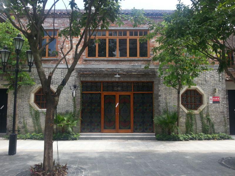 故事才是我們在過程中極力保存並延伸的對象;圖片提供 / Foshan Shui On Property Development Co Ltd