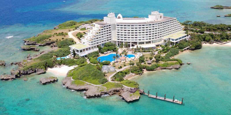 圖片來源:ANA萬座海濱洲際酒店官網