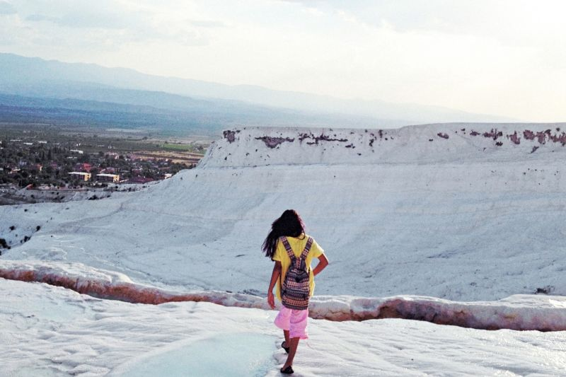 (The adventurer, Turkey / 2014)只有邁出步伐才能體會世界的 遼闊,展開自己的冒險。 圖/七七 提供