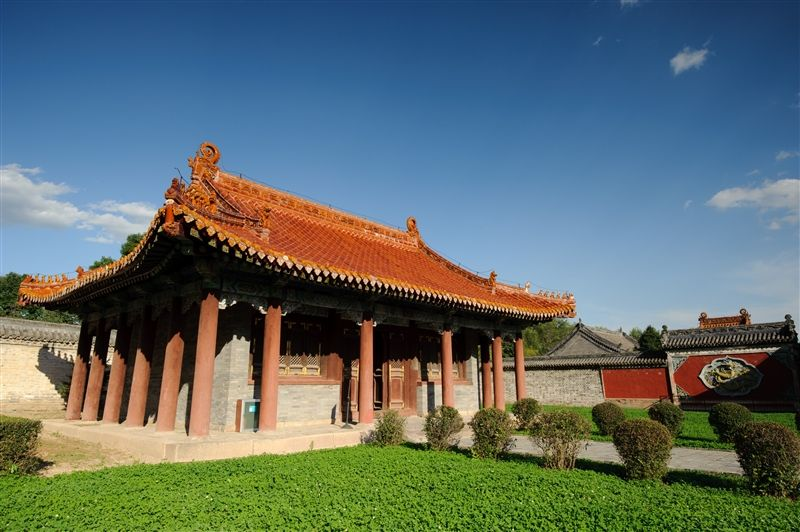 永陵是滿族「啟運之地」。