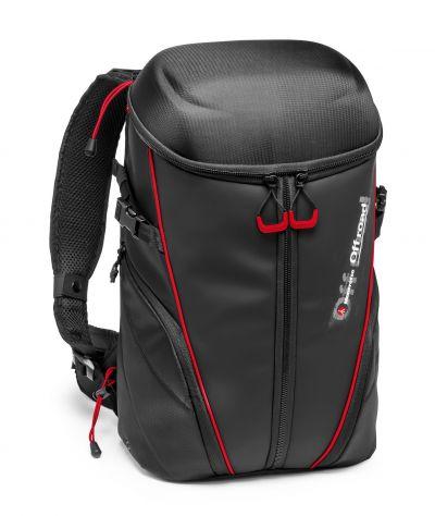 百元3-3_MANFROTTO 極限運動攝影後背包 (黑色)