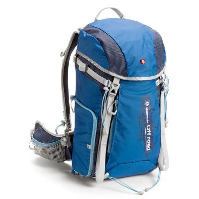百元2-3_Manfrotto 越野登山系列後背包30L (藍色)