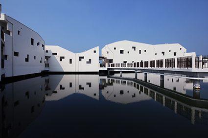 台江學園,九典聯合建築師事務所;圖片提供/建築師雜誌社