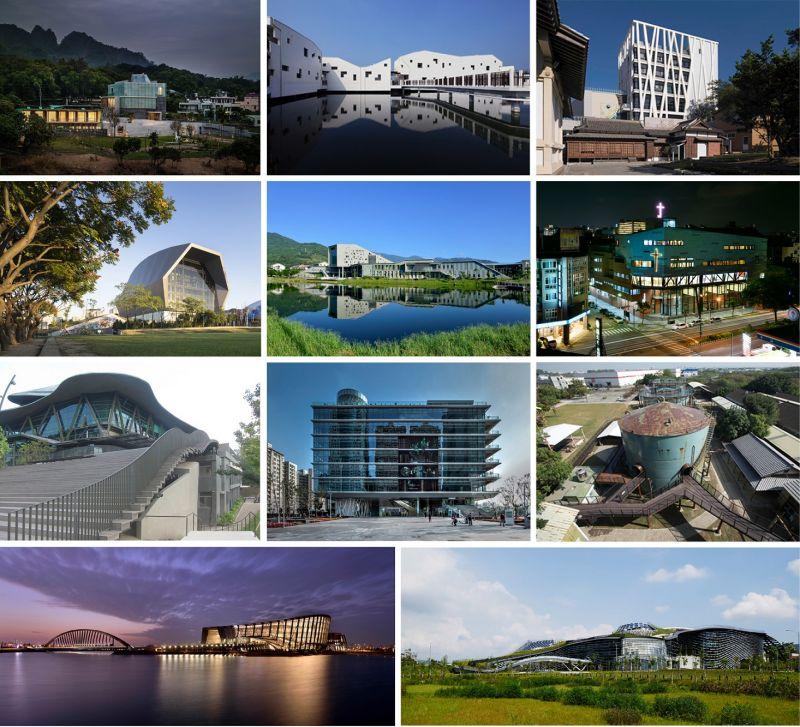 「2016臺灣建築獎」11件入圍作品名單揭曉;圖片提供/建築師雜誌社