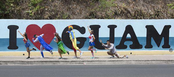 圖片來源:關島觀光局