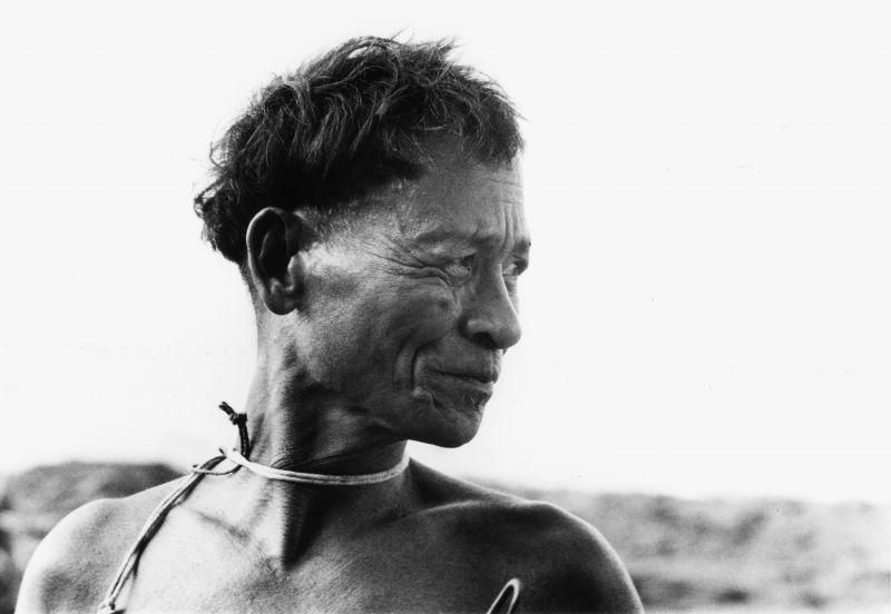 《蘭嶼.再見》,1974-1975_北美館典藏/北美館提供