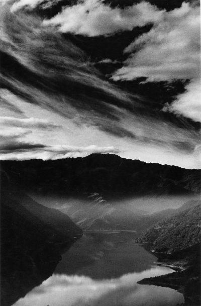 《訪霧社》,1972-1973_北美館典藏/北美館提供