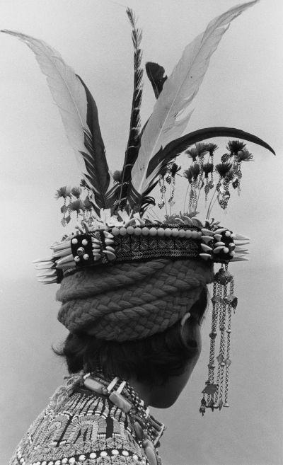 《霧台》,1975_藝術家自藏/北美館提供