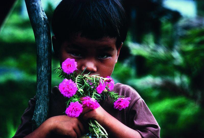 《蘭嶼.再見》,1975_藝術家自藏/北美館提供
