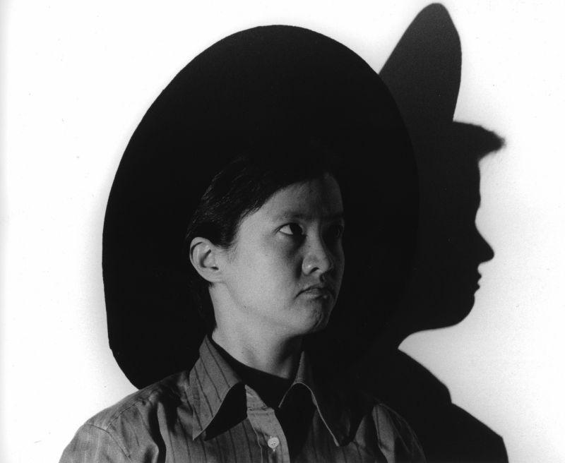 《肖像論-自拍照》,1971_北美館典藏/北美館提供