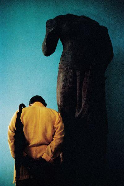 《印度》,1981_藝術家自藏/北美館提供