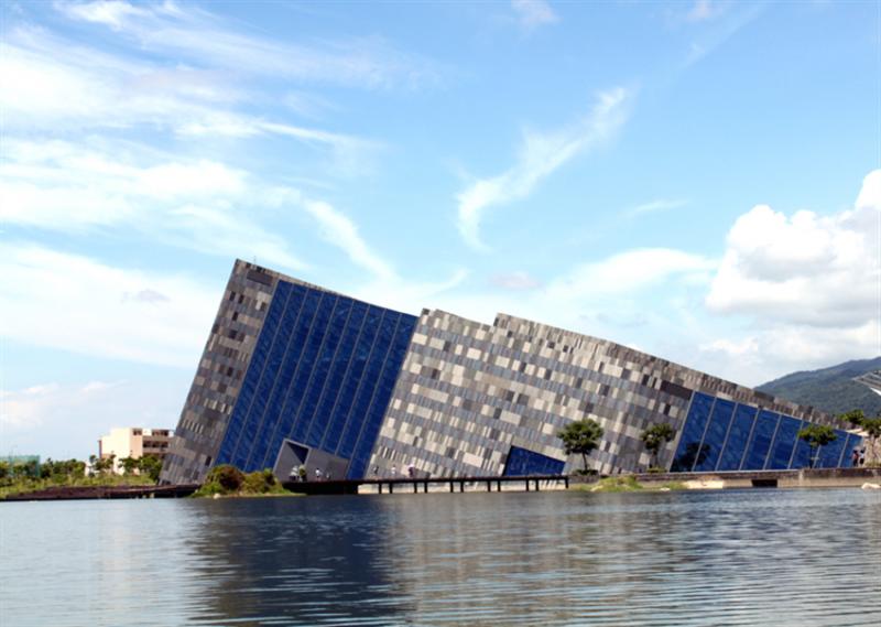 蘭陽博物館。(欣傳媒資料照)